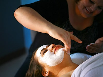Massage skin care