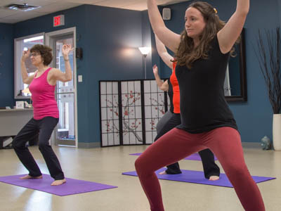 Gentle Yoga Class in Charlottetown