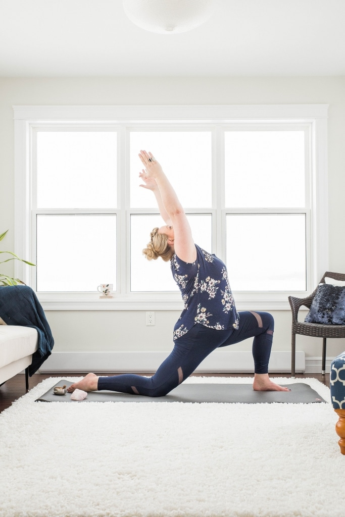 how to stretch with yoga